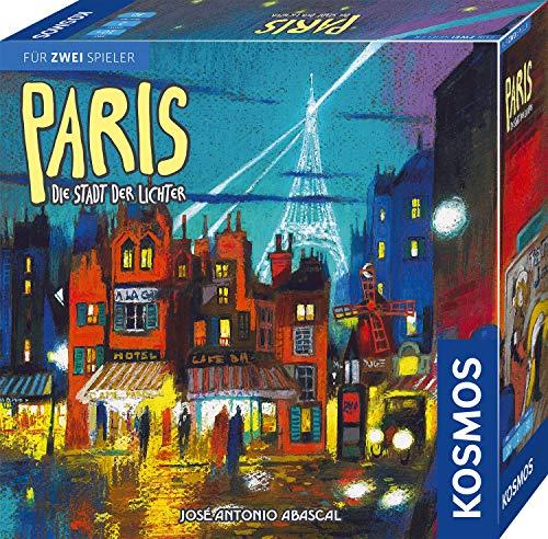 KOSMOS 680442 Paris - Die Stadt der Lichter, Das Duell um die...