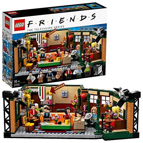 LEGO 21319 Ideas FRIENDS Central Perk Café, Geschenk zum...
