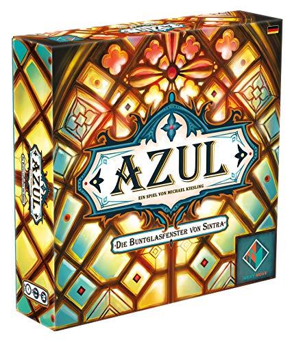 Pegasus Spiele 54807G - Azul - Die Buntglasfenster von Sintra...