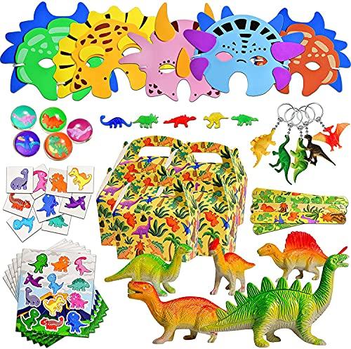 Dinosaurier Party Mitgebsel, 54 Stück Dinosaurier Party...