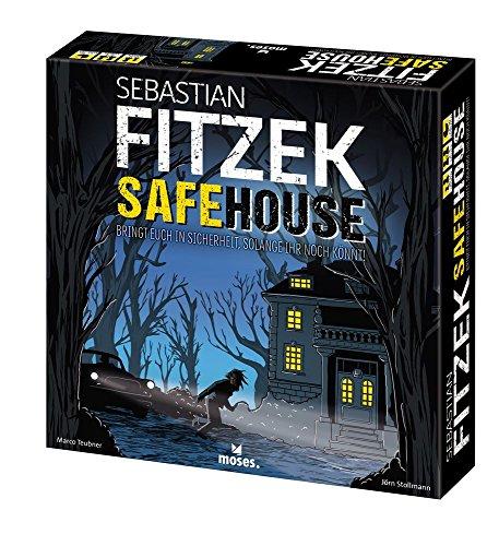 moses. Sebastian Fitzek Safehouse - Das Spiel | Safe House Ein...
