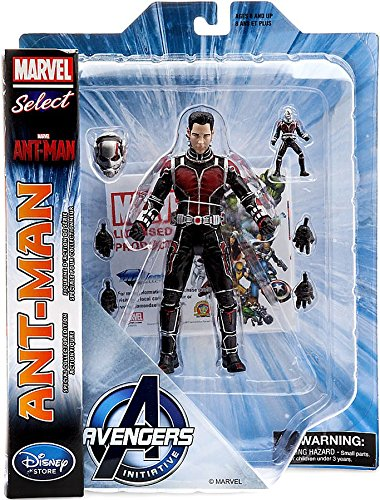 Marvel Ant-Man Marvel Select Ant-Man Exclusive Action Figure...