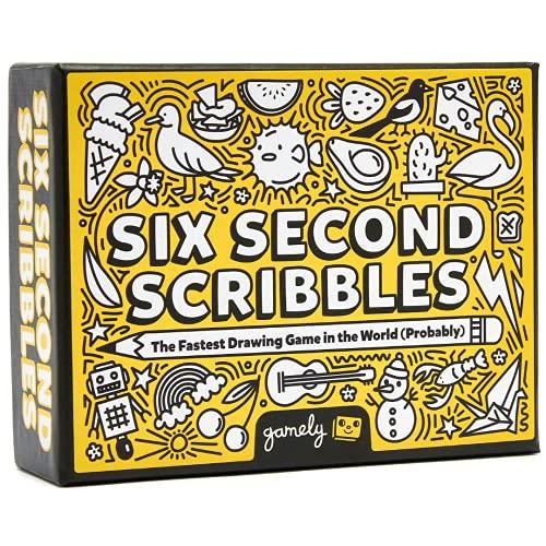 Six Second Scribbles: Das hektisch schnelle und fantastisch...