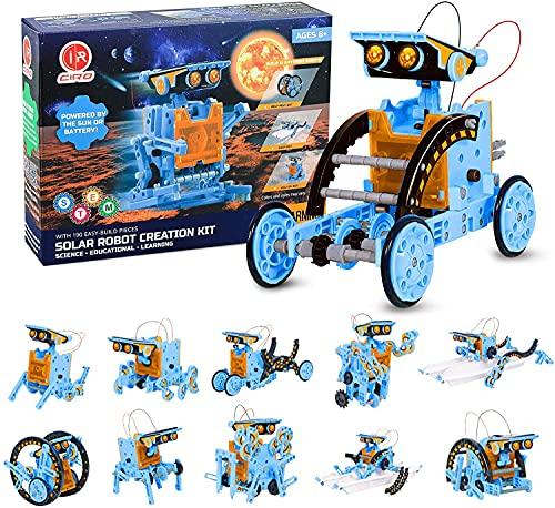 Ciro 810051760408 Lernspielzeug für Roboter, Mehrfarbig