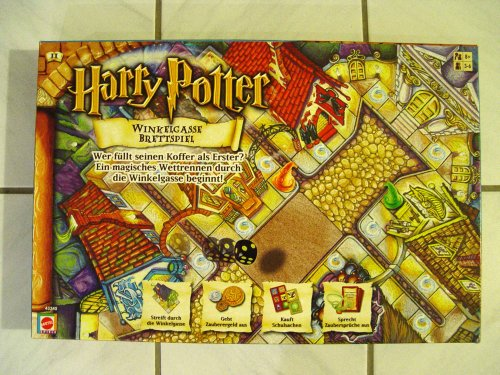 Harry Potter Winkelgasse Brettspiel