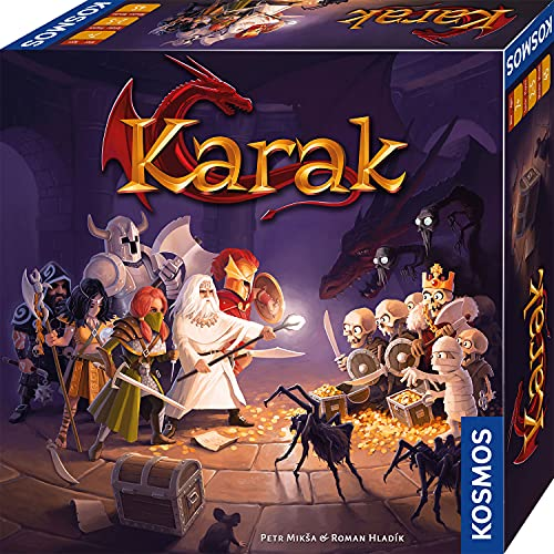 KOSMOS 682286 Karak - Das Abenteuer beginnt, spannendes...