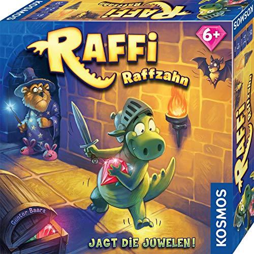 Kosmos 681036 Raffi Raffzahn - Jagt die Juwelen. Spannendes...