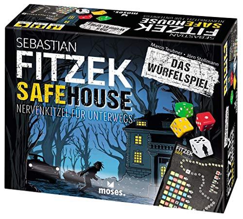 moses. Sebastian Fitzek SafeHouse - Das Würfelspiel | Der...