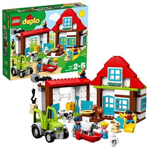 LEGO 10869 DUPLO Town Ausflug auf den Bauernhof (Vom Hersteller...