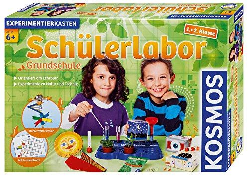 KOSMOS 634315 - Schülerlabor Grundschule 1. und 2. Klasse,...
