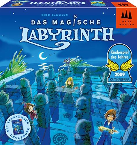 Schmidt Spiele Drei Magier Spiele 40848 - Das Magische Labyrinth,...