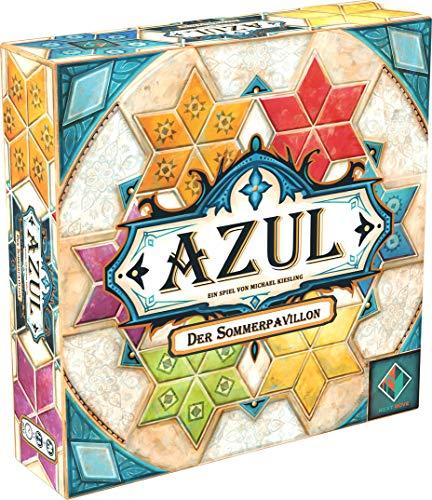 Pegasus Spiele 54811G - Azul - Der Sommerpavillon (Next Move...