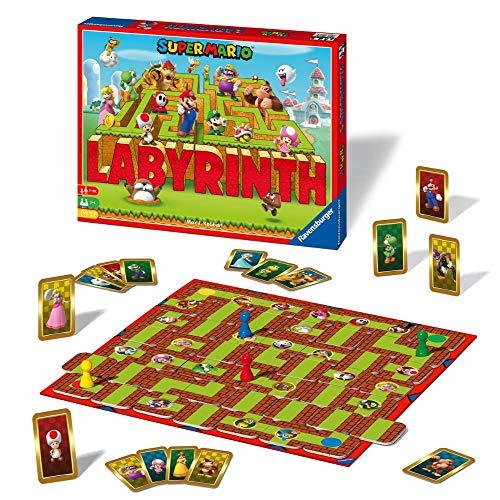 Ravensburger Familienspiel 26063 - Das verrückte Labyrinth mit...