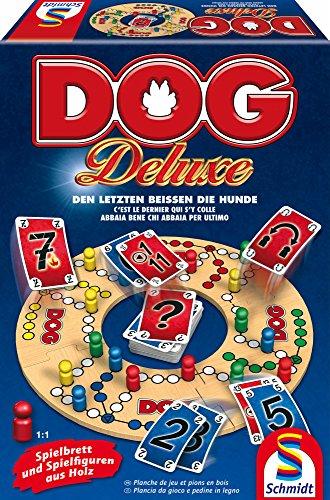 Schmidt Spiele 10V61040650V10 49274 Dog Deluxe