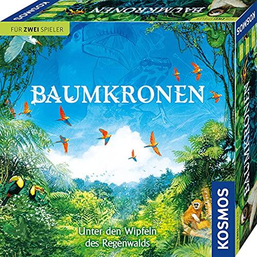 KOSMOS 682194 Baumkronen, Unter den Wipfeln des Regenwalds, Spiel...