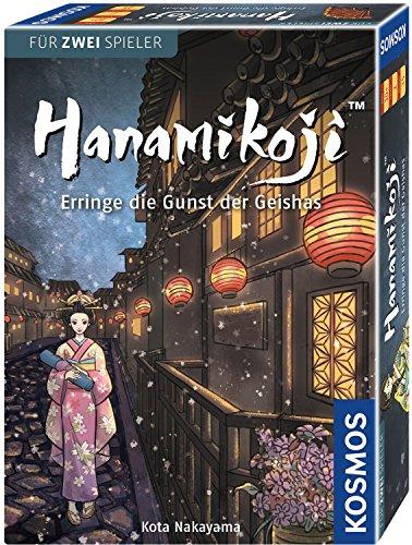 KOSMOS 692940 Hanamikoji - Das Duell um die Gunst der Geishas....