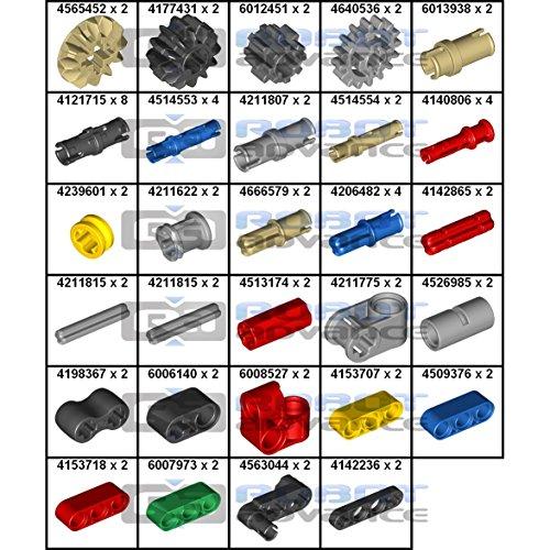 LEGO Education MINDSTORMS® Education EV3 Ersatzteilset Ersatzteilset 1