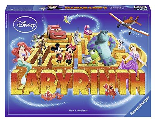 Ravensburger Spiel - Disney Pixar Labyrinth - RB26639