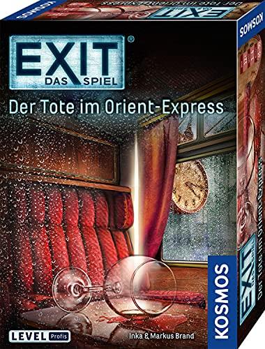 Kosmos 694029 - EXIT - Das Spiel - Der Tote im Orient-Express,...