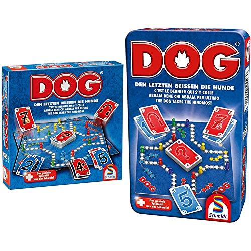 Schmidt Spiele 49331 Dog, Den Letzten beissen die Hunde,...