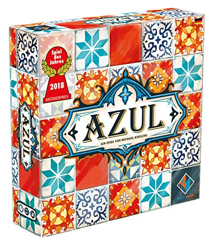 Pegasus Spiele 54801G - Azul (Next Move Games) Spiel des Jahres...