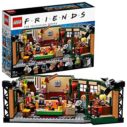 LEGO 21319 Ideas FRIENDS Central Perk Café...