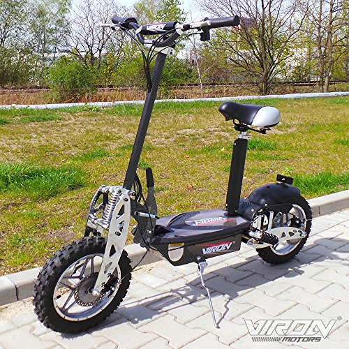 Viron Elektro Scooter 1000 Watt E-Scooter Roller 36V / 1000W...