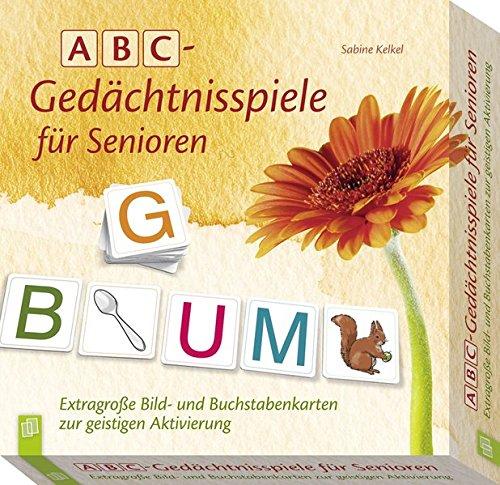 Verlag an der Ruhr GmbH ABC - Gedächtnisspiele für Senioren:...