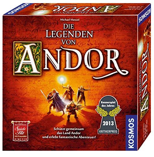Kosmos 691745 - Die Legenden von Andor, Das Grundspiel,...