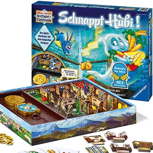 Ravensburger Schnappt Hubi, Gesellschafts- und Familienspiel,...