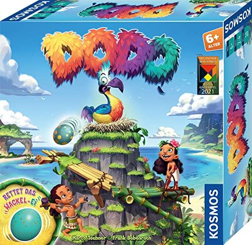 Kosmos 697945 Dodo - Rettet das Wackel-Ei, rasantes Brettspiel...