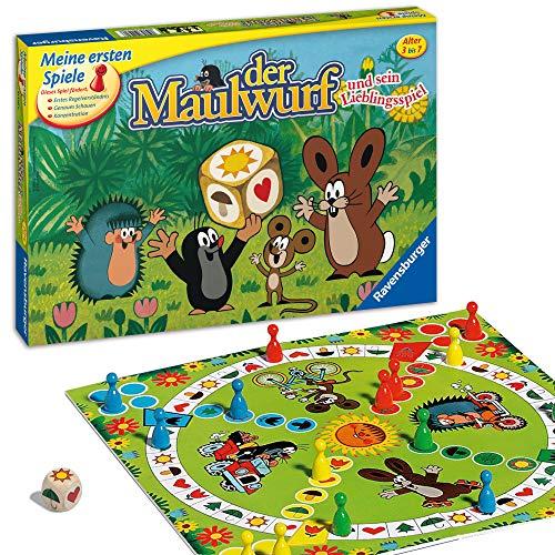Ravensburger 21570 - Der Maulwurf und sein Lieblingsspiel - Spiel...