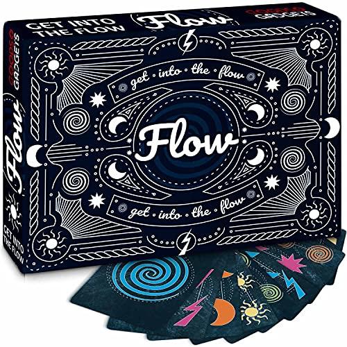 Flow - Das rasante Spiel für die ganze Familie - Teste Deine...