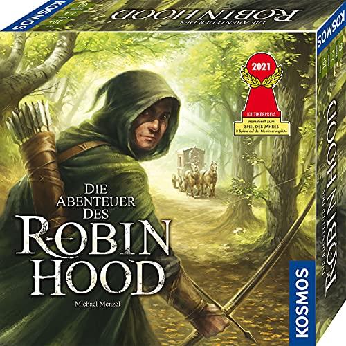 KOSMOS 680565 Die Abenteuer des Robin Hood, Kooperatives...