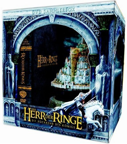 Der Herr der Ringe - Die Rückkehr des Königs (Sammlerbox, 5...