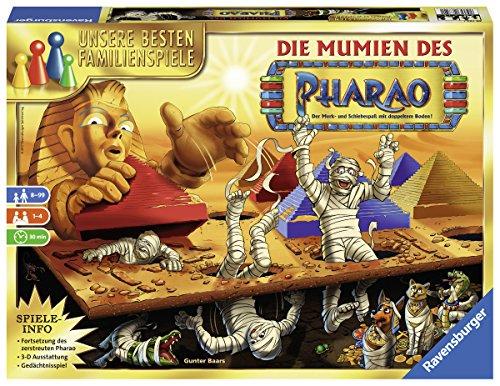 Ravensburger 26752 - Die Mumien des Pharao, Suchspiel für Kinder...