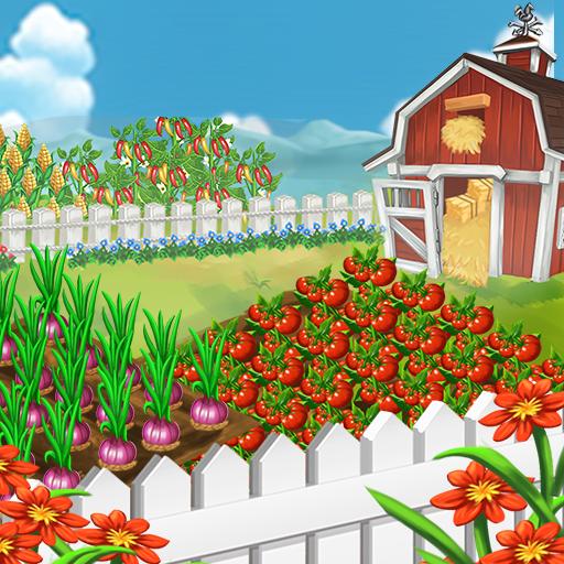 Mein Bauernhof Tag Spaß Offline-Farming-Spiele