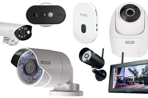 ABUS WLAN Überwachungskamera