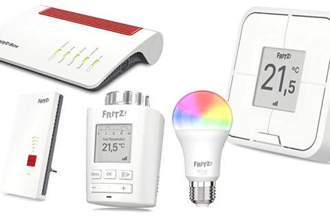 AVM Smarthome kompatible Geräte