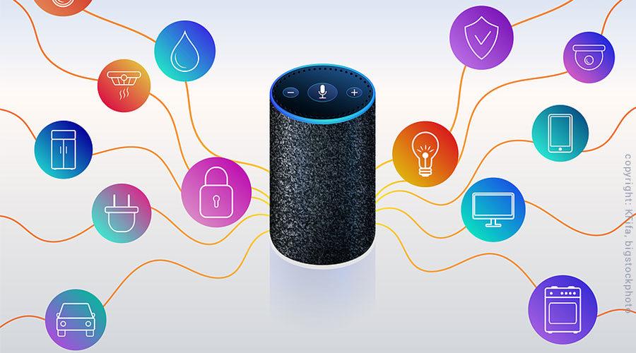 Geräte für Amazon und Alexa