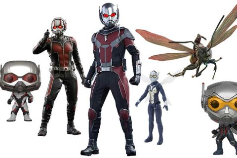 Ant-Man Figuren