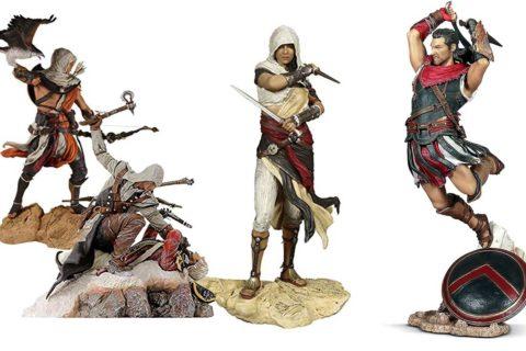 Assassin's Creed Figuren