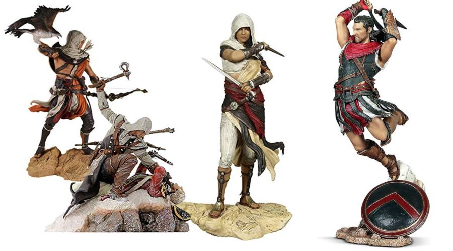Assassin's Creed Figuren