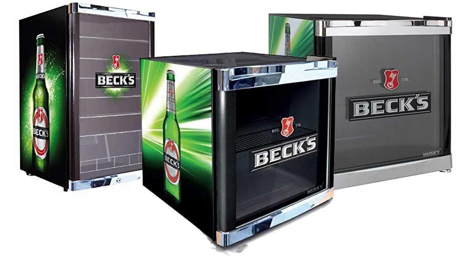Becks Kühlschrank
