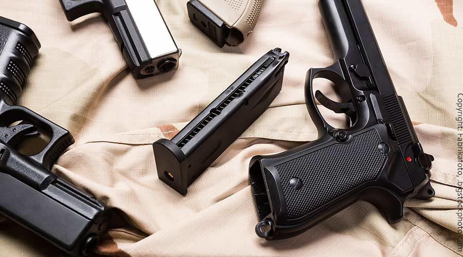 Beretta M92