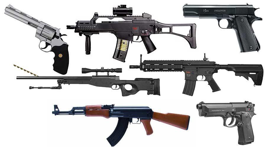 Top-Produkte: Softair Waffen