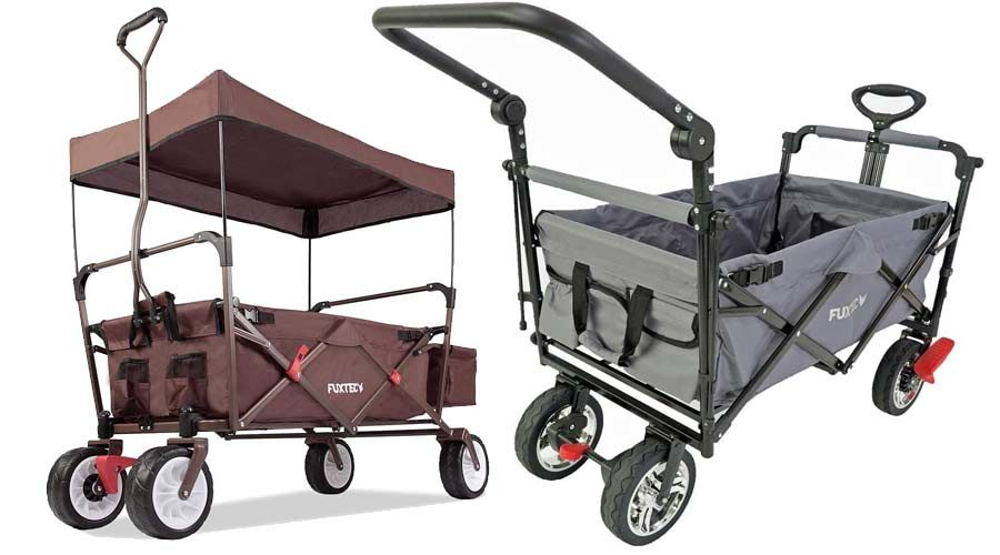 Bollerwagen für 4 Kinder