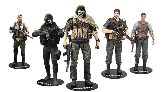 Call of Duty Figuren