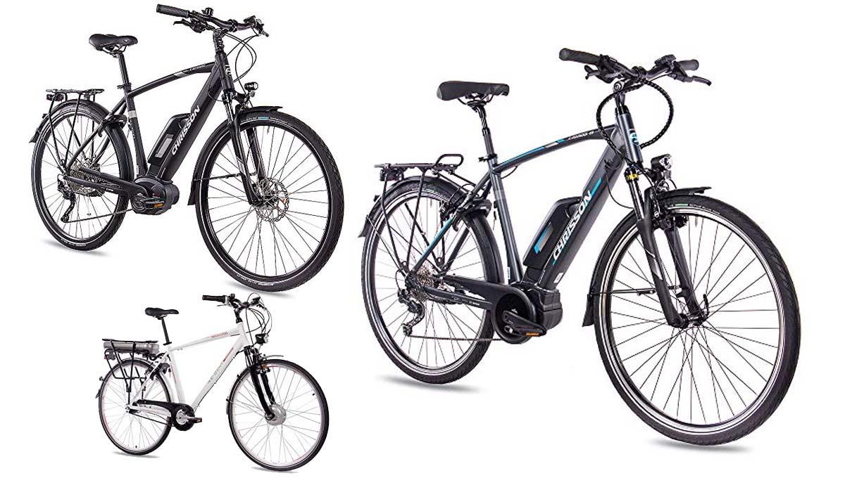 City Elektro Bikes herren