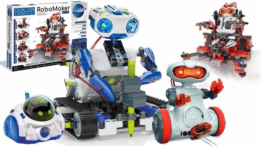 Clementoni Roboter